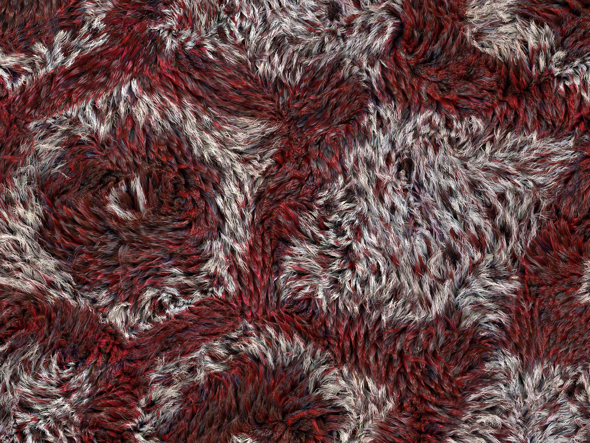 fur rugs
